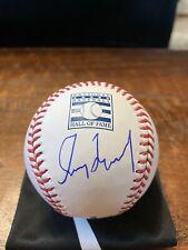 Greg Maddux Signed Hall Of Fame Baseball PSA DNA Coa Atlanta Braves Autographed