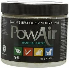 PowAir | Odor Neutralizer Gel | Tropical Breeze | 14oz