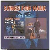 George Jones, Jack Scott - Songs for Hank (2012)  CD  NEW/SEALED  SPEEDYPOST