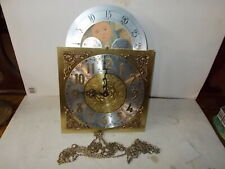 Mason & Sullivan Co. Moving Moon Clock Dial & Movement Circa 1980 Lot 1