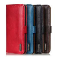Luxury Wallet Leather Flip Case Cover For LG G7 G8 Q60 Q70 K50s K40s G8X Stylo 5