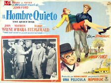 ¡ONLY AVAILABLE 24h.!/ THE QUIET MAN/JOHN WAYNE/1952/OPTIONAL SET/54860/1 MEXICA