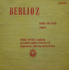 """Berlioz(2x12"""" Vinyl LP Gatefold)Complete Romeo And Juliet--SCM 57-UK-Ex/Ex"""