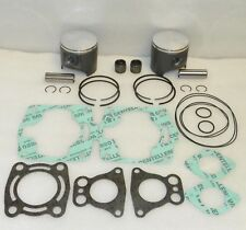 1996 1997 Polaris SLT 700 Top End Rebuild Kit Pistons Gaskets Bearings Std 81mm