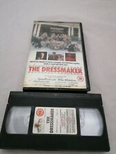 The Dressmaker vhs video tape big box