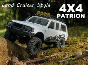 1/18 PATRION RC Crawler EAZYRC RTR  + 2 Battery Landcruiser Katana Style AUSSIE