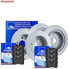 2 Bremsscheibe ATE 24.0123-0120.1 passend für CHRYSLER