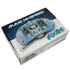 VARIATEUR MAXISCOOTER POLINI HI-SPEED POUR PIAGGIO 125 BEVERLY, FLY, LIBERTY,