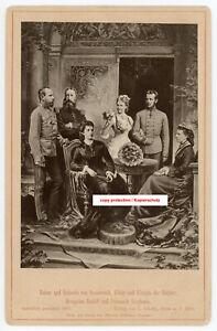 K.u.k Portrait Foto Kaiserin Elisabeth,Sisi,Kaiser Franz Joseph,photo empress,FJ