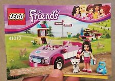 Lego Friends 41013 Instruction Booklet Replacement