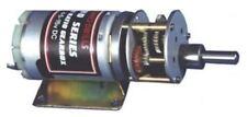 RS Pro, 12 V, 4.5 â?? 15 V dc, 6000 gcm, Brushed DC Geared Motor, Output Speed 4