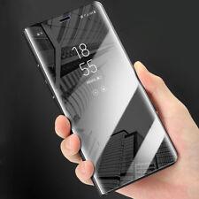 View Mirror Smart Case Cover Hülle Schutzhülle HandyTasche für Huawei Mate10Lite
