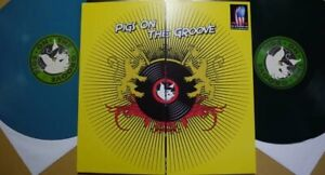 PINK FLOYD / LIVE AT CARNEGIE HALL(PIGS ON THE GROOVE)☆Limited 2coloured Vinyls