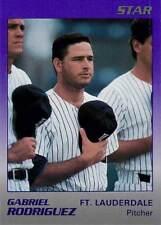 1989 Star Company Gabriel Rodriguez Ft. Lauderdale Yankees Minor League Card