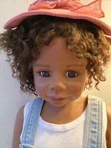"Rare Masterpiece Doll AA 30"" Madelyn by Monika Levenig-11/350"