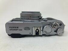 [READ] Fujifilm FinePix X Series X100 12.3MP Digital Camera - Silver