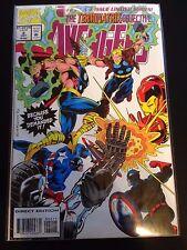 Avengers Terminatrix Objective #2   VF  1993