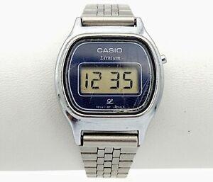 CASIO Lithium Digital Wristwatch LB317 Japan Vintage Watch 2000's NEW BATTERY