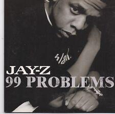 Jay-Z-99 Problems cd single