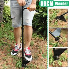 More details for uk steel weed puller claw lawn weeder grabber root killer remover garden tool