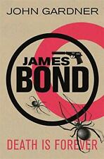 Death is Forever (James Bond) by John Gardner | Paperback Book | 9781409135722 |