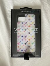 Wild flower iphone 11 Case, Monogram, New
