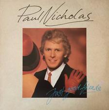 PAUL NICHOLAS - Just Good Friends (LP) (EX-/VG-)