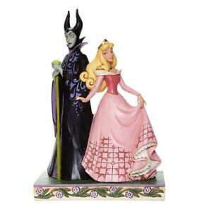 Jim Shore Disney Traditions - Sleeping Beauty - Aurora & Maleficent