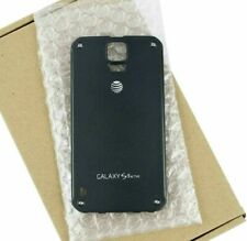 Black Replacement Battery Back Cover Door for Samsung Galaxy S5 Active AT&T G870