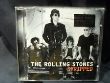 Rolling stones-stripped