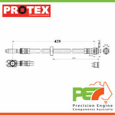 2x New *PROTEX* Hydraulic Hose-FR For VOLKSWAGEN BORA TYPE 4 4D Sdn 4WD.