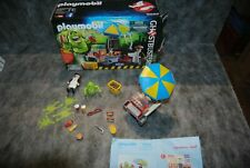 playmobil set complet ghostbusters 9222