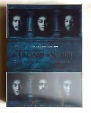 IL TRONO DI SPADE,SESTA STAGIONE 6,5 DVD,COFANETTO 3D DIGIBOOK,NUOVO,SIGILLATO
