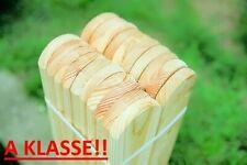 A Zaunlatten 120x9x2 25 stk sibirische Lärche A klasse Holzzaun Zaunlatte super