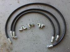 "06-09 chevy silverado duramax & 8.1 liter allison transmission cooler hoses 5/8"""