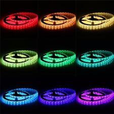 STRISCIA LED SMD 5050 300 LED 5M 5 METRI 12V IP66 ADESIVA BOBINA LED FLESSIBILE