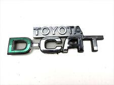 Emblem Logo D-Cat für Kotflügel Toyota Avensis T25 03-06