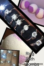Ring Bath Bomb( With A Free Gift)