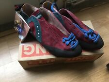 Boreal Fusion S-2 Climbing Shoes Size EUR48½ (UK13/US14)