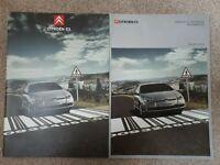 Citroen C5 Hatchback & Estate UK Brochure 2006 1.8i 2.0i 3.0 V6 1.6HDi 2.0HDi