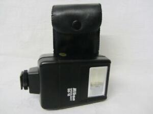 Nikon Speedlight SB-18 Electronic Flash + Case (Working)