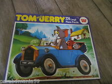 Ancien puzzle Whitman - Tom and Jerry - 224 p. - Année 1973 - Complet
