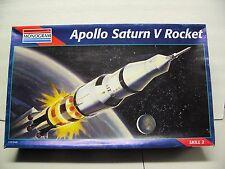 Vintage Revell Monogram 1/144 Apollo Saturn V Rocket