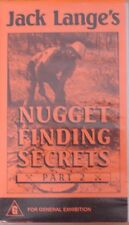 Nugget Finding Secret Part 2 by Jack Lange (VHS )