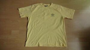 Wind Sportswear T-Shirt Gr. L gelb Baumwolle Yachting Club