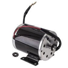 500W 24V DC spazzola elettrica ZY1020 motore per scooter ebike kart Minibike