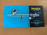 Anest Iwata HP-CS Air Brush 0.3mm 7ml Double Action Gravity Eclipse Series