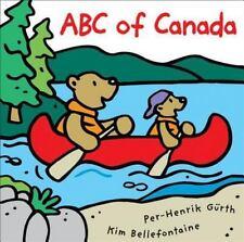 ABC of Canada (Board Book)