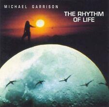"Michael Garrison: ""The Rhythm of Life""   (CD)"
