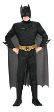 Costume déguisement Batman Dark night enfant  5/10 ANS Luxe 3D COMPLET 803104